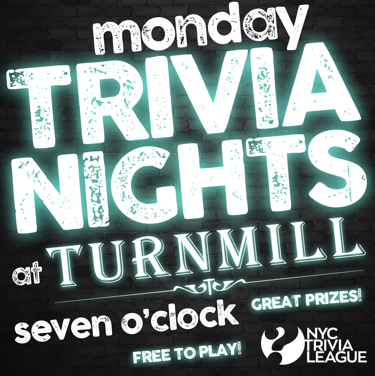 TRIVIA MONDAY | Turnmill