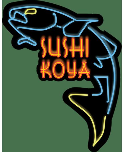 Sushi-Koya Home