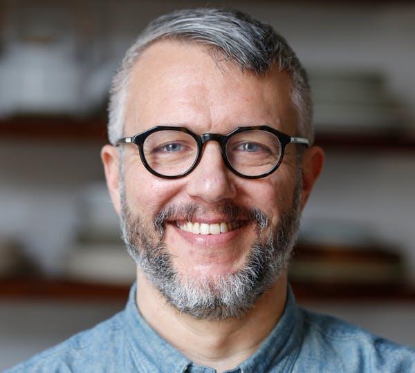 Photo of Jonathan Kauffman