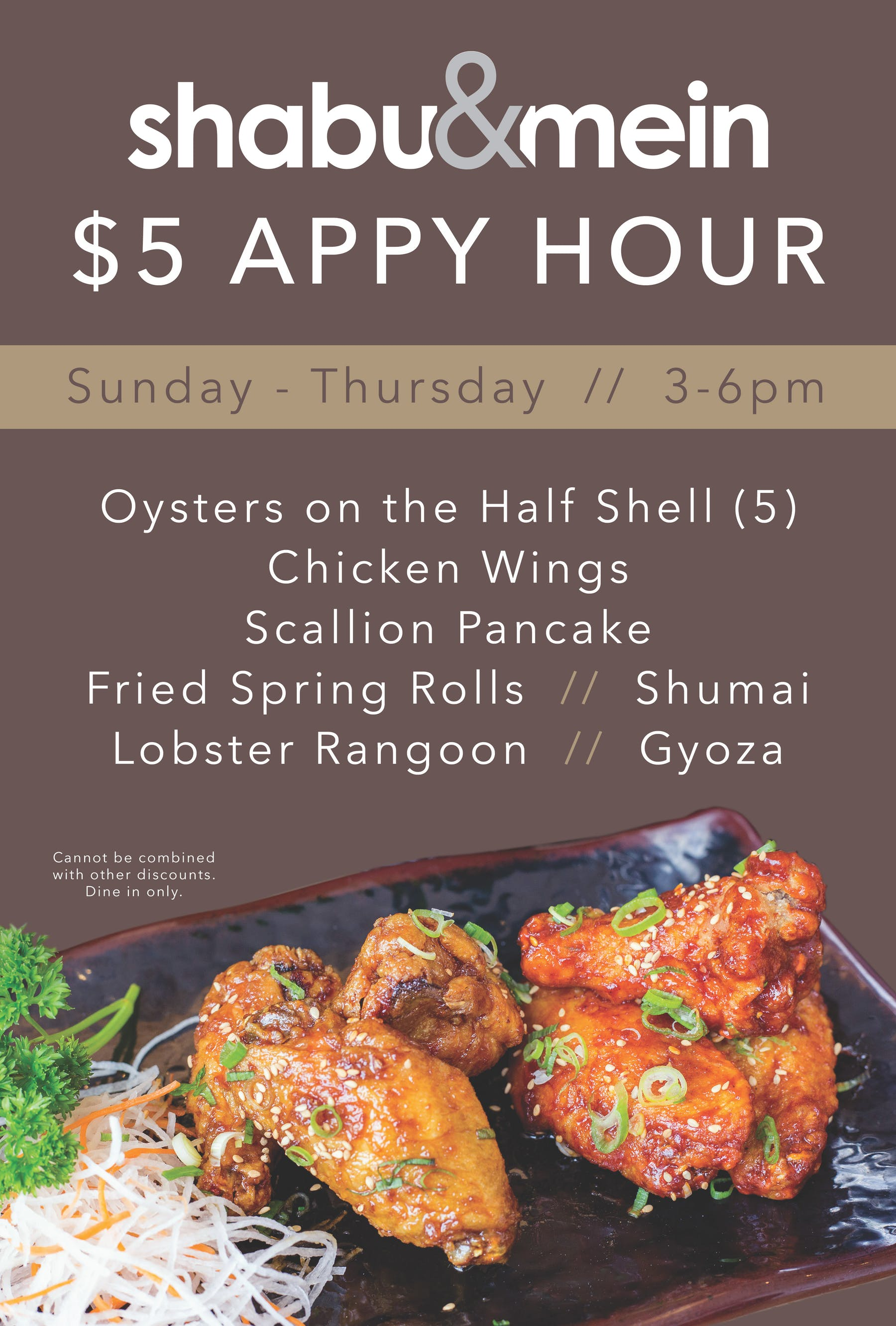 Appy Hour Poster