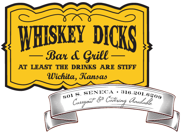 whiskey dicks bar & grill logo