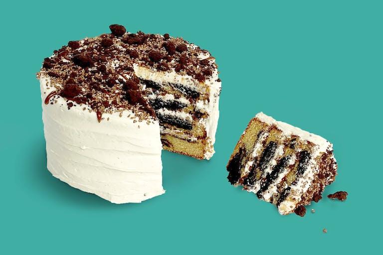 Sugargoat by Stephanie Izard's Tahini-Chocolate Cake