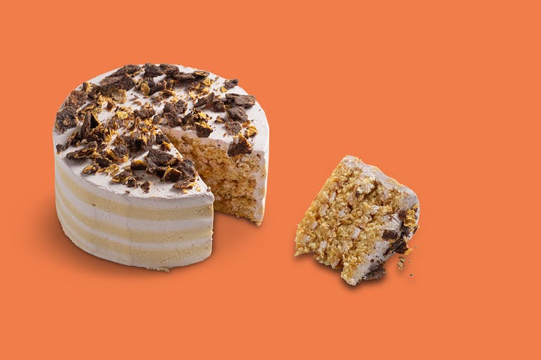 Sugargoat by Stephanie Izard's Cheez-It Cake