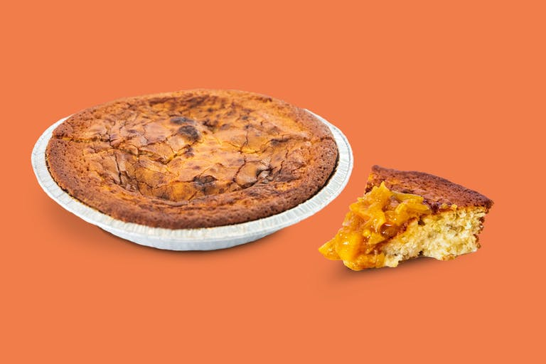 Sugargoat by Stephanie Izard's Buttery Cheesy Cakey Pie