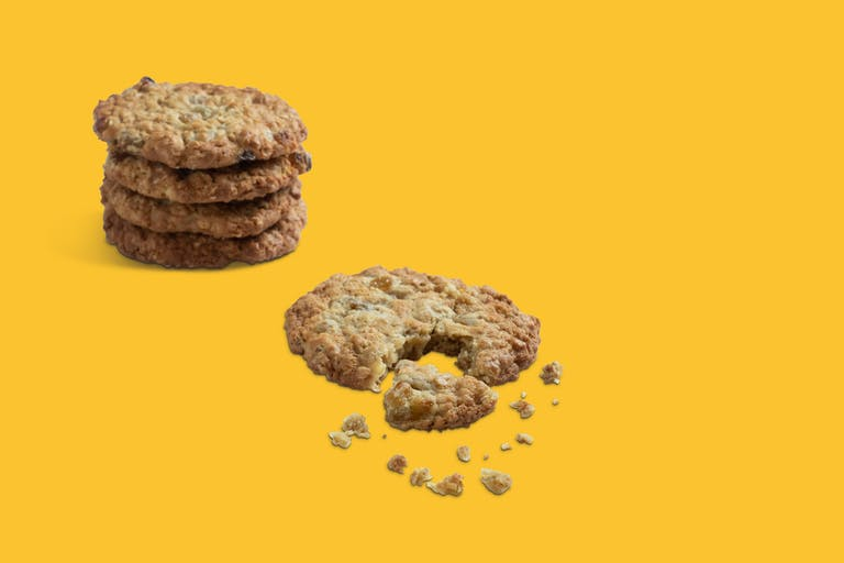 Sugargoat by Stephanie Izard's Oatmeal Pickled Raisin Cookies
