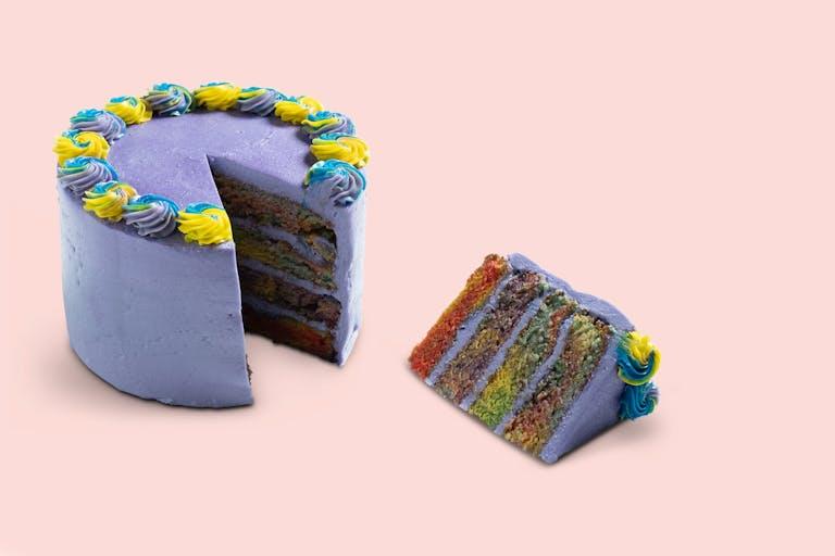 Sugargoat by Stephanie Izard's Tye-Dye Cake
