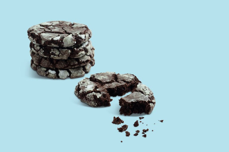 Sugargoat by Stephanie Izard's Chocolate Crinkle Cookies