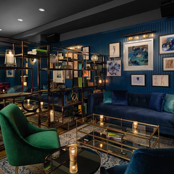 Merchants NY Living Room