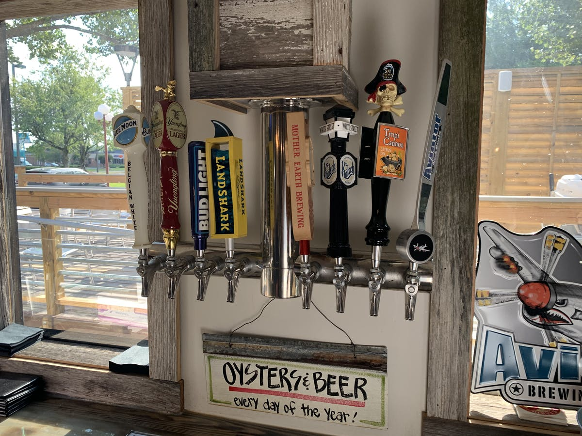 a beer tap machine