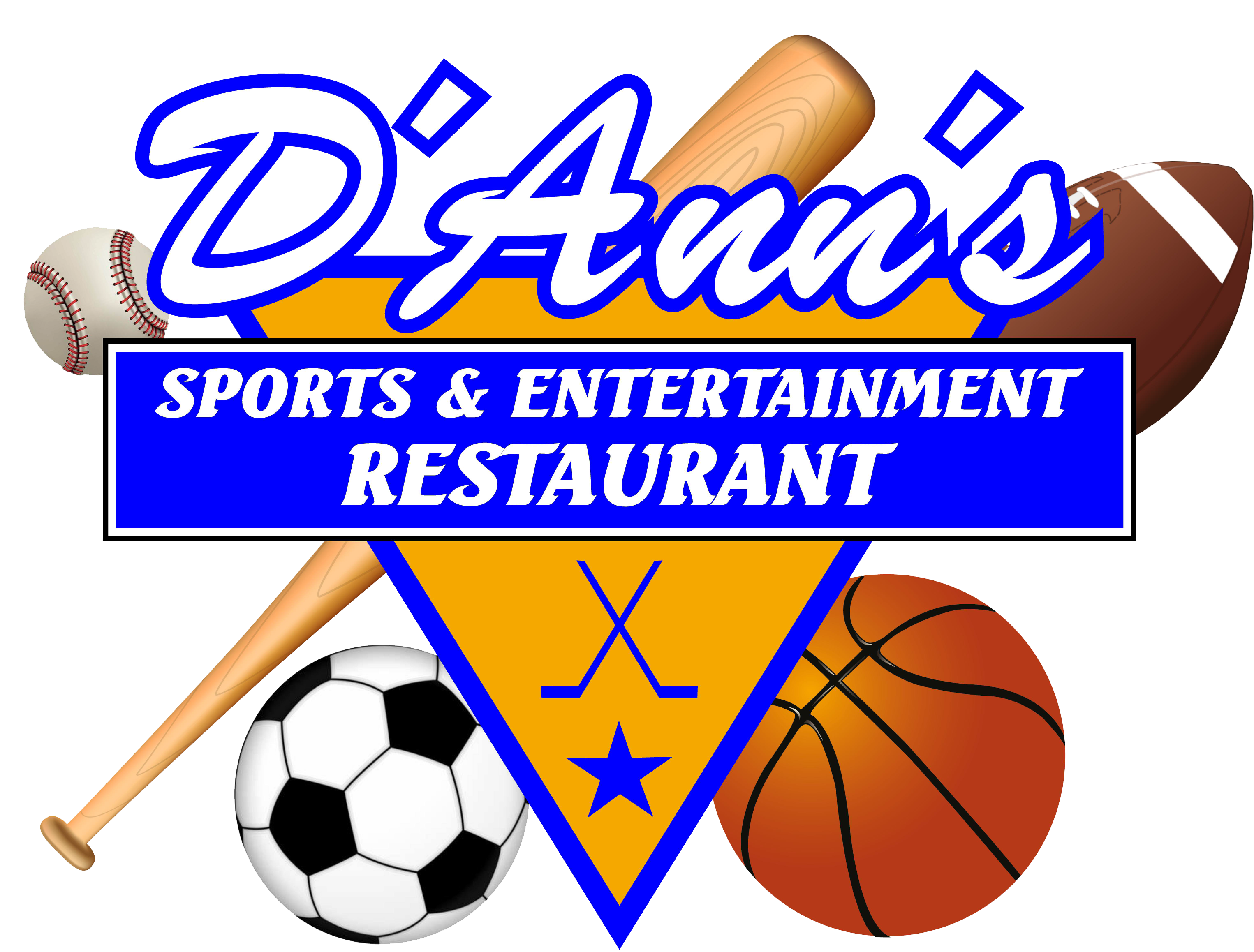 D'Ann's Sports & Entertainment Restaurant Home