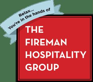the fireman hospitality logo