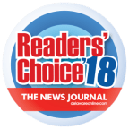 reader's choice awards 2018 logo