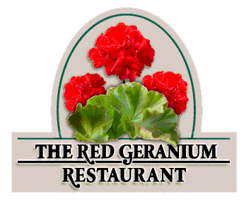 The Red Geranium Home