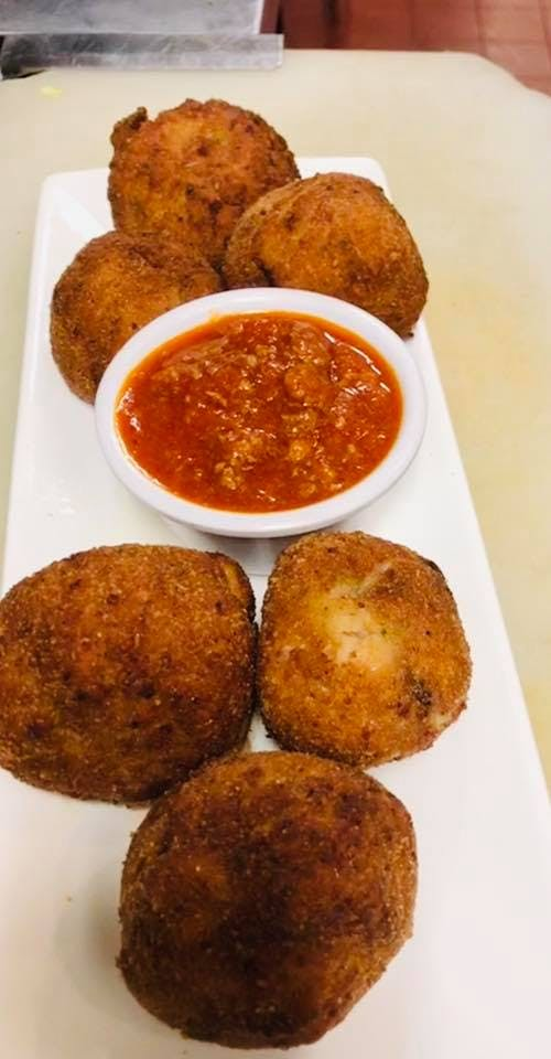 Sicilian Rice Balls (Arancini) - 6
