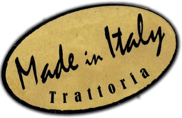 Made in Italy Trattoria Home