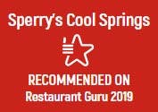 sperry's cool springs recommended on restaurant guru 2019
