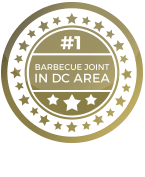 #1 Barbecue Joint in DC Area