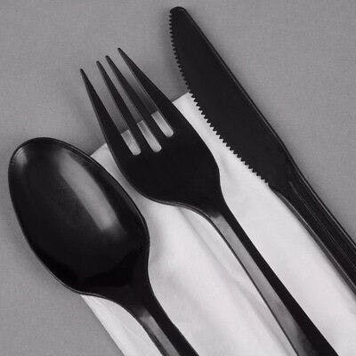 a knife and fork