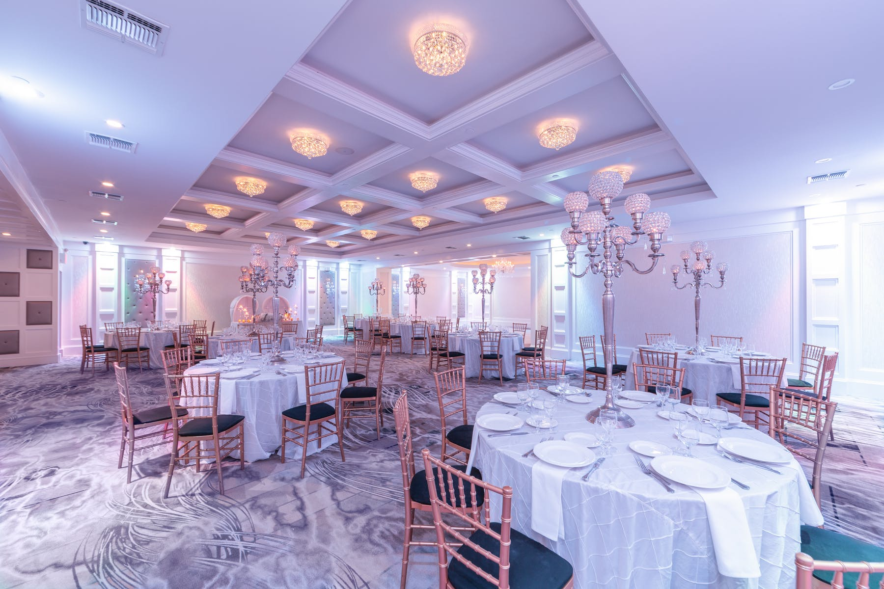 new executive ballroom