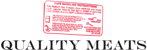 Quality Meats Logo