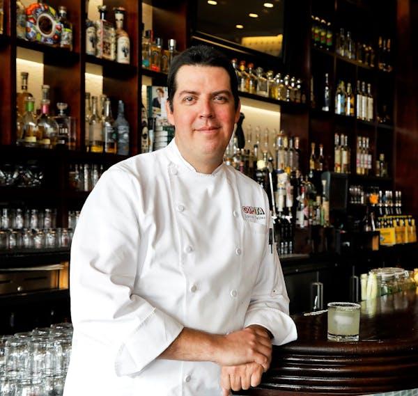 Daniel Tellez Executive Chef & Partner