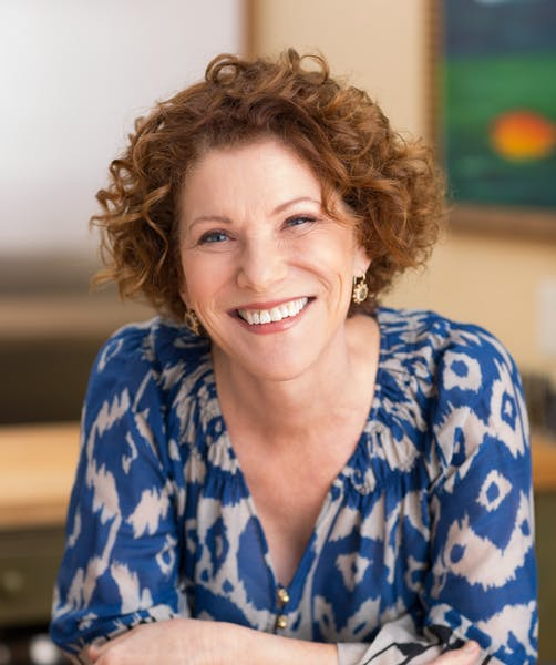 close up photo of Joanne Weir