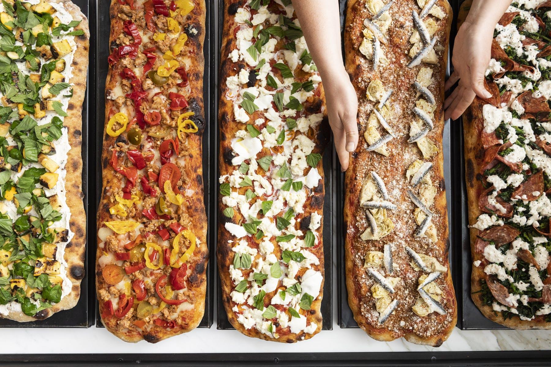 Leonelli Focacceria e Pasticceria Pizza