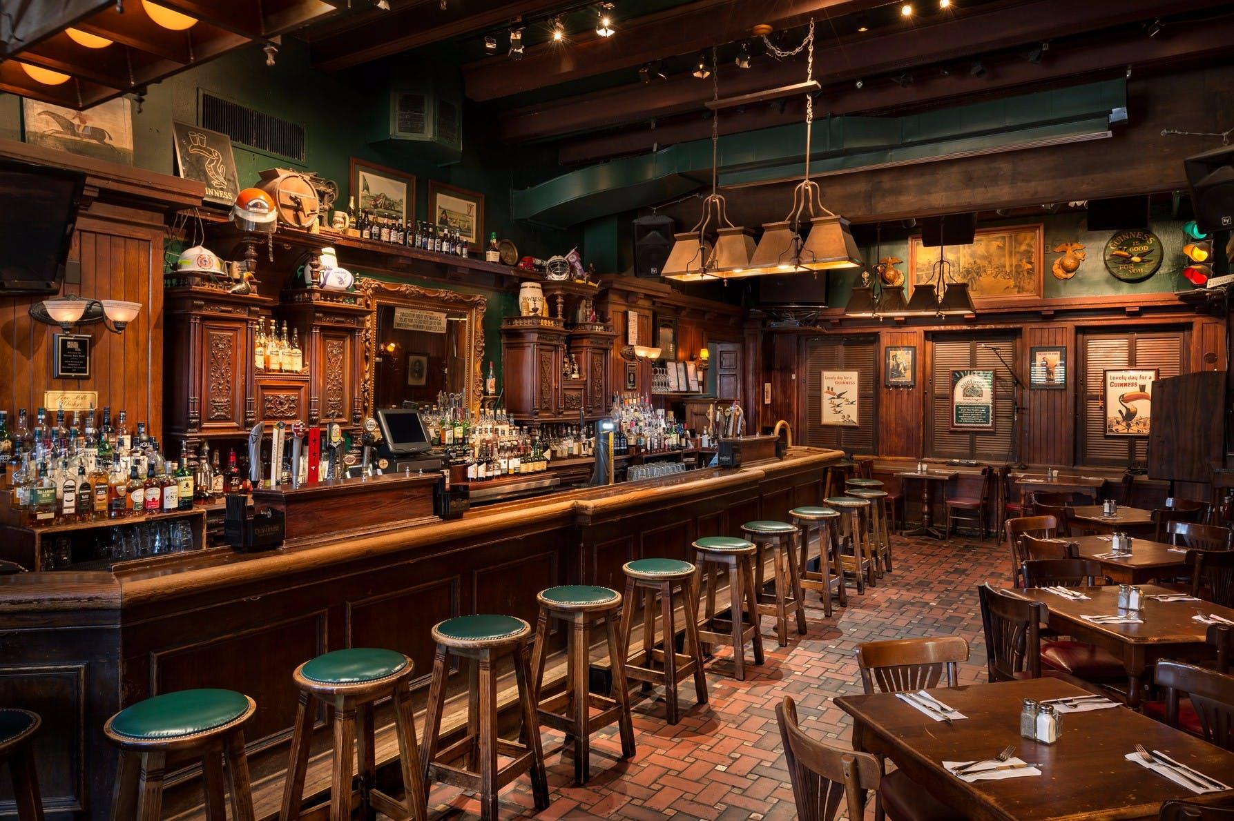 Main Bar Room