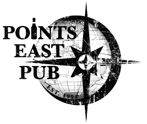 Menus | The Points East Pub in Milwaukee, WI