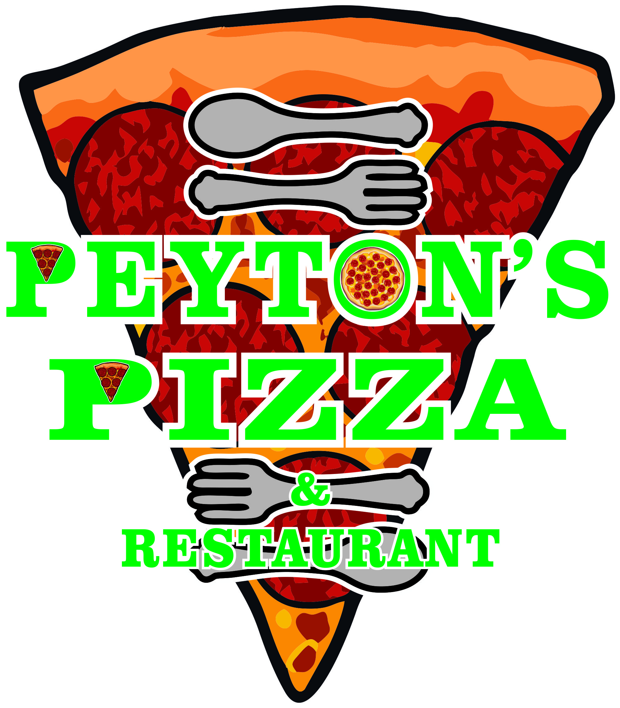 Peytons Pizza and Restaurant Home