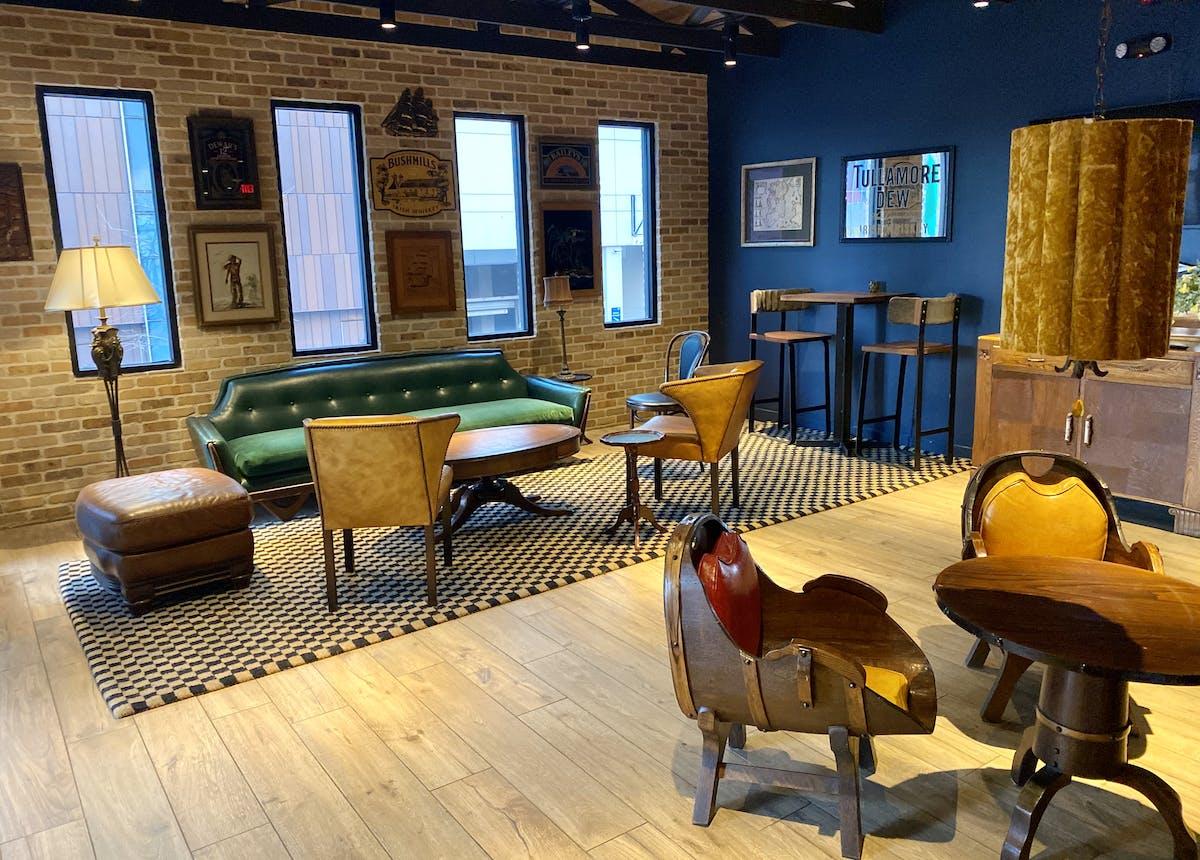 private event lounge