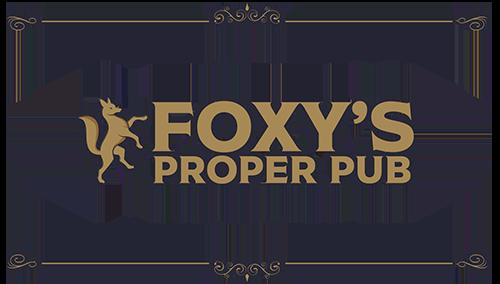 Foxy's Proper Pub Home