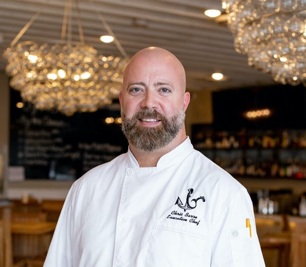 a photo of Chef Chris Barre