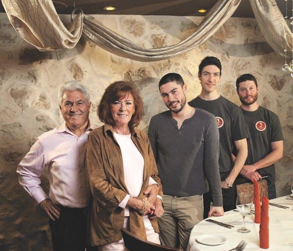 Secchi Family Photo