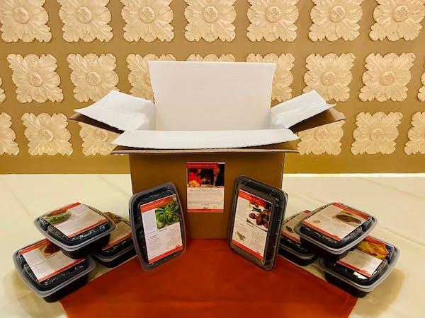 Ferrari's Villa Meal Kits
