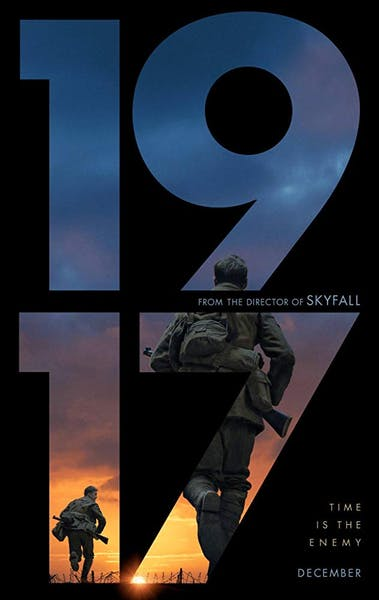 1917 from the director of Skyfall-
