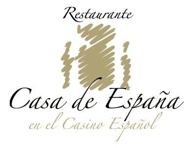 lodo del restaurante Casa de España