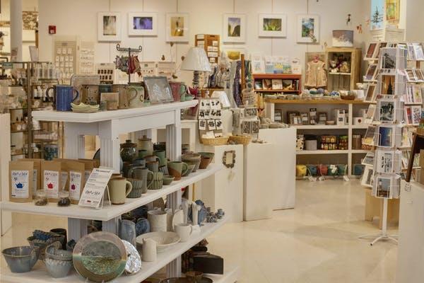 the inside shop of Archipelago