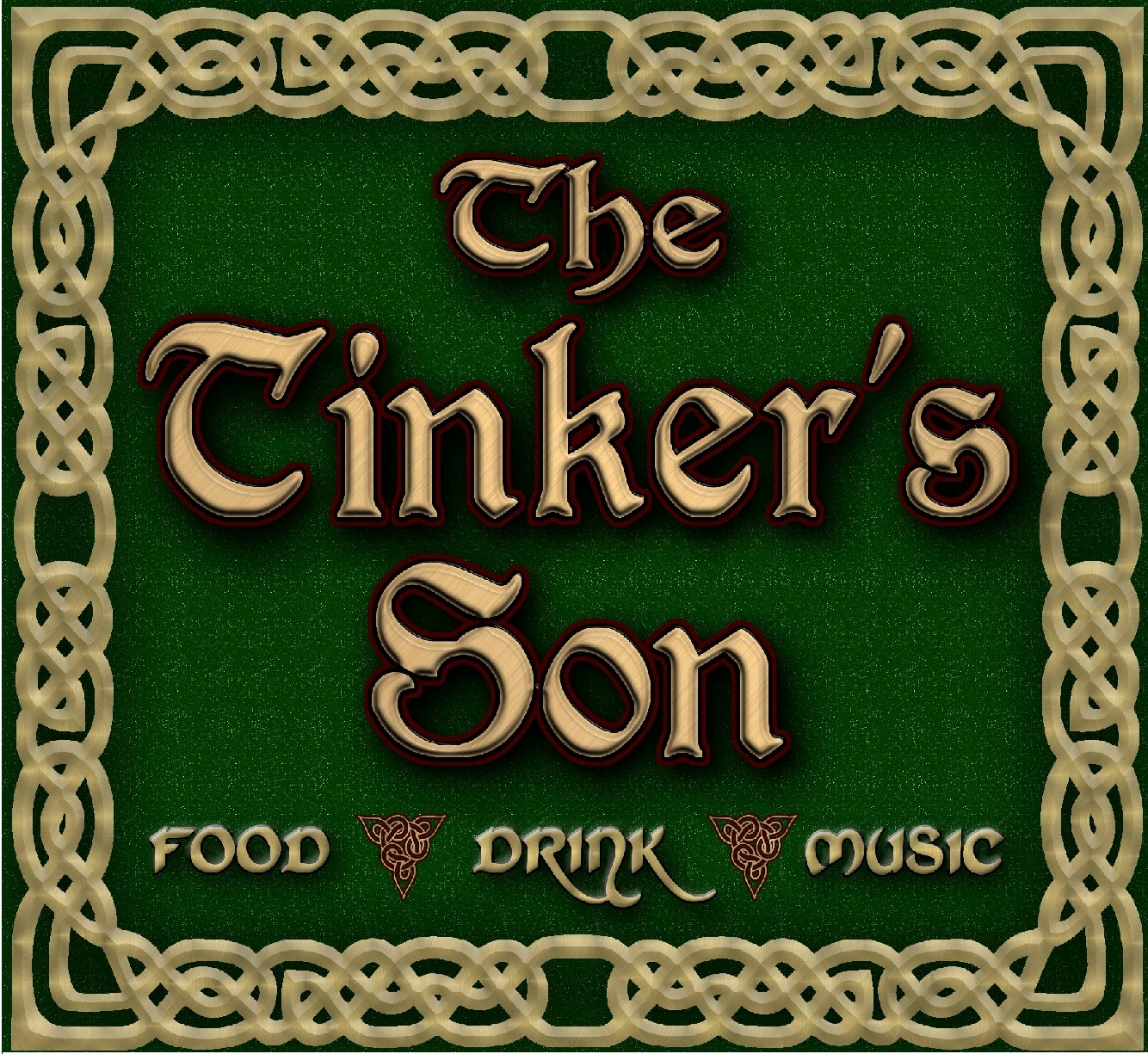 Tinker's Son Home