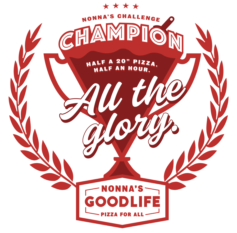 all the glory logo