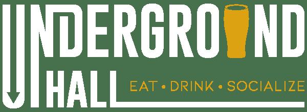 eat, drink, socialize logo