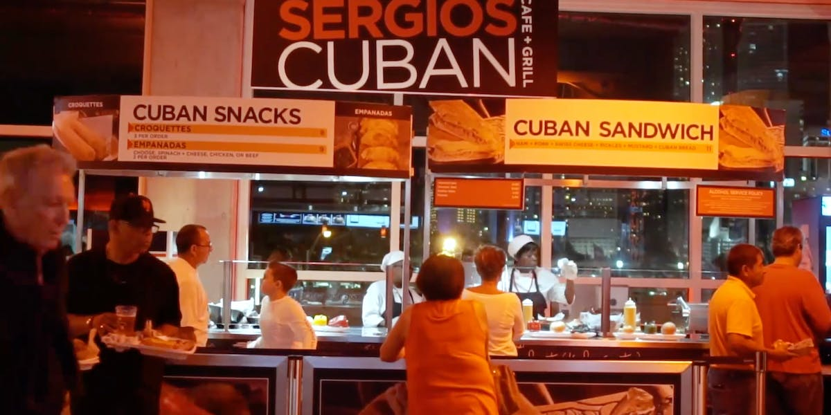 American Airlines Arena | Hours + Location | Sergio's ...