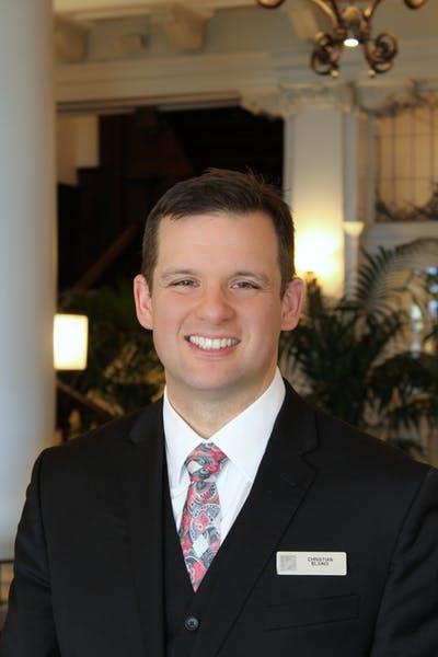 Photo of Christian Elsing