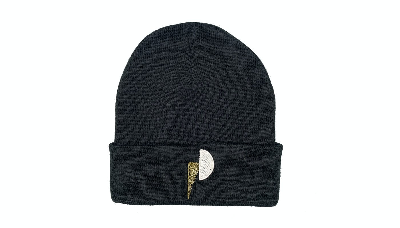 a close up of a hat