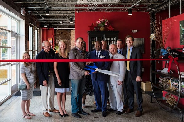 The BullStreet District's First Restaurant Hosts Ribbon
