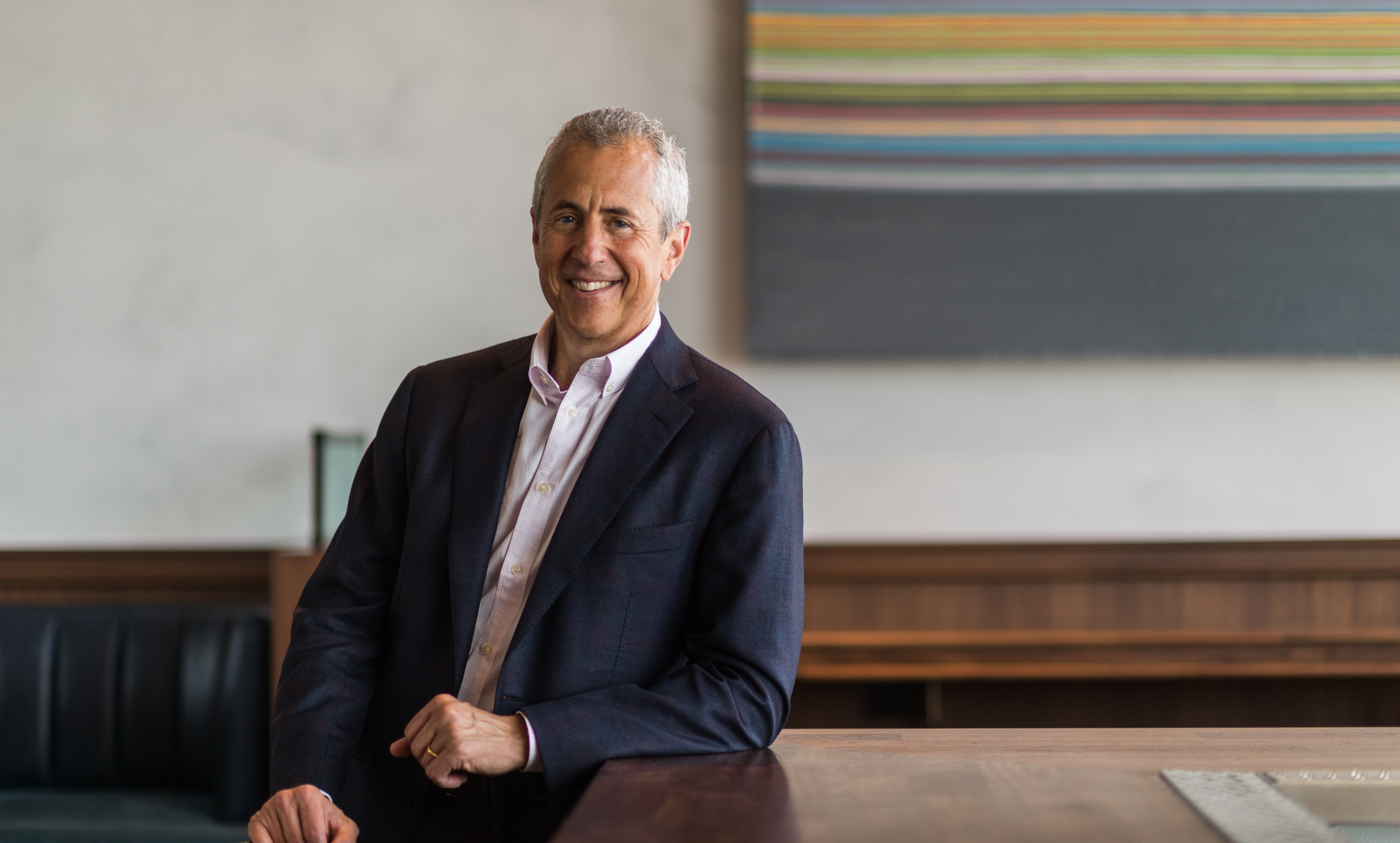 Danny Meyer - owner of  Union Square Hospitality Group