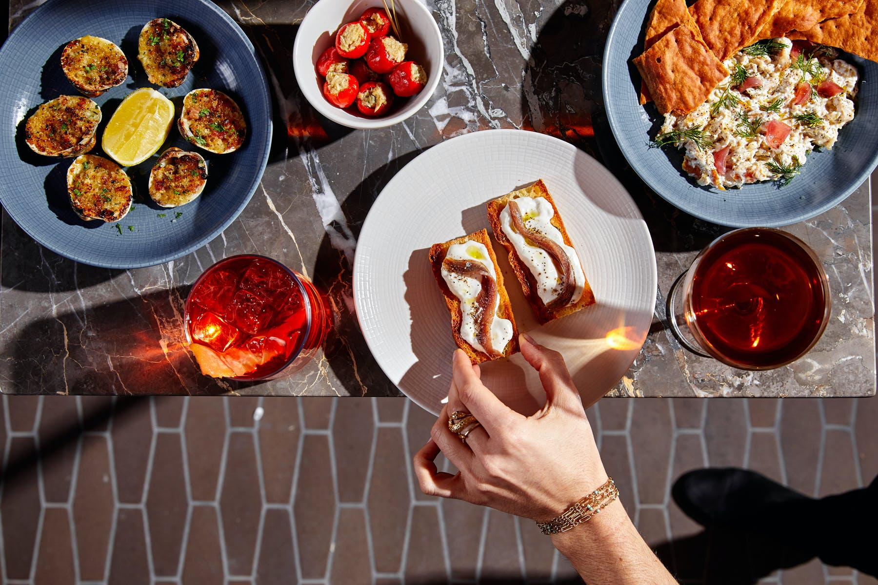 Anchovy Social - Restaurants
