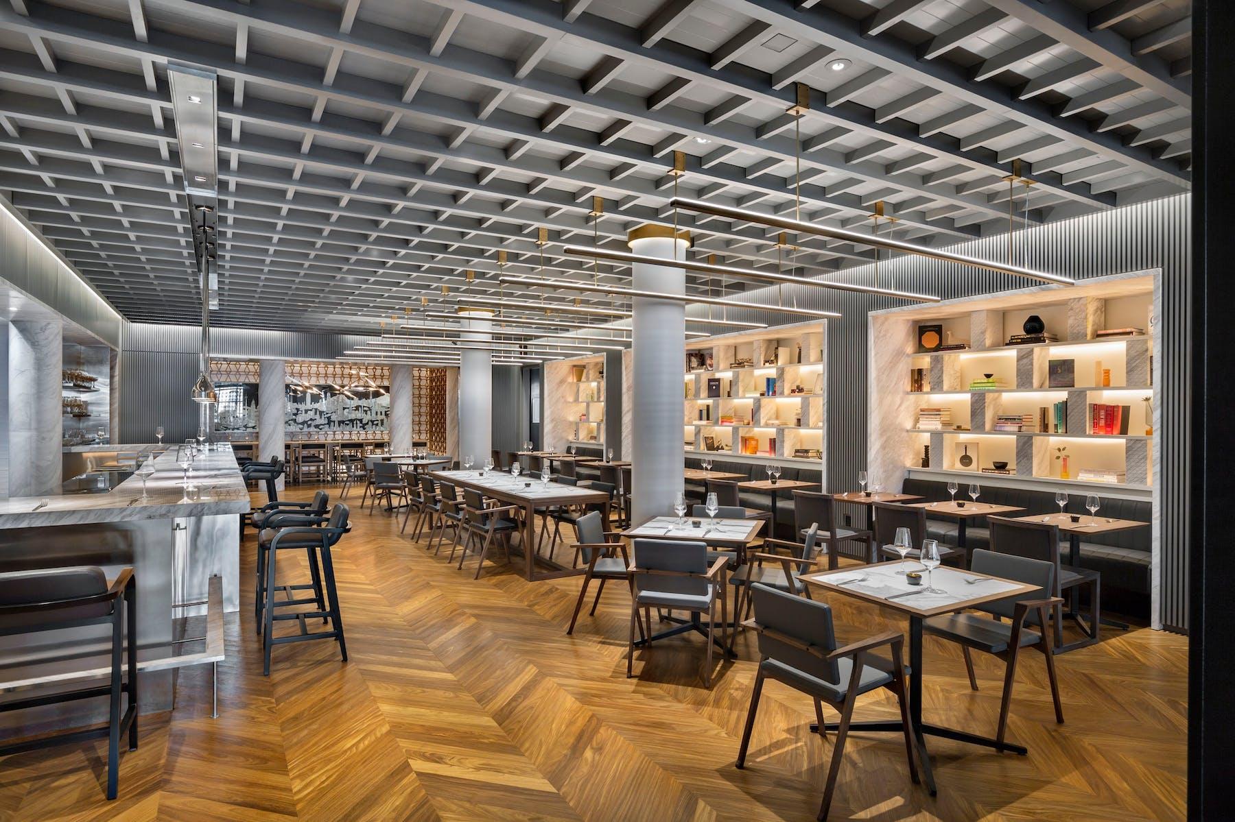 INTERSECT BY LEXUS - Restaurants