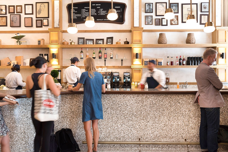 Caffe Marchio - Restaurants
