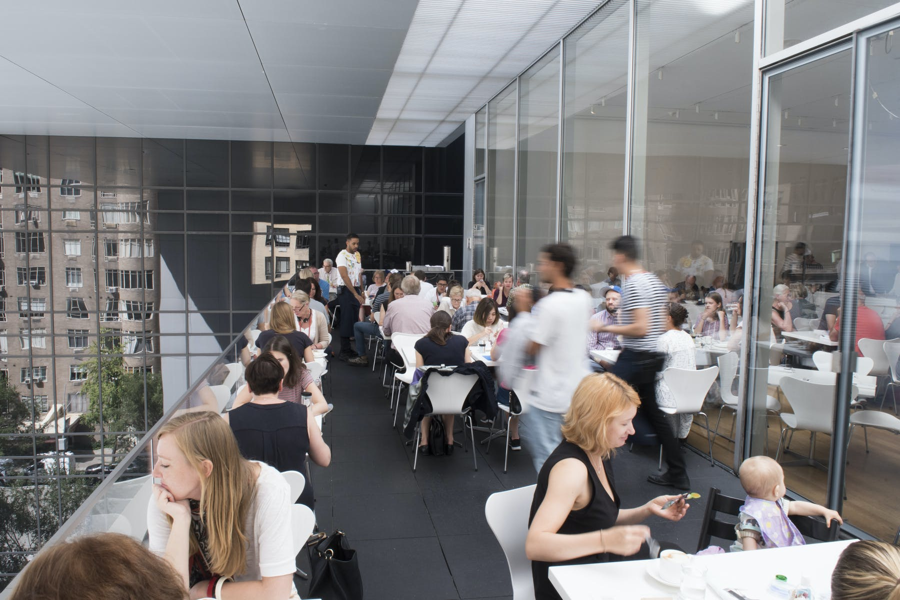 CAFES AT MOMA - Restaurants